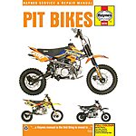 image of Haynes Pit Bikes Manual
