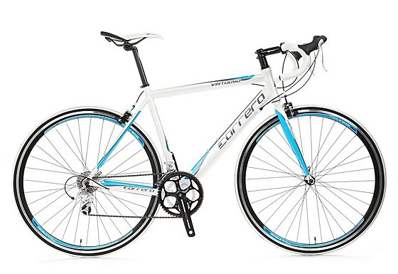 Carrera Virtuoso Road Bike 2011/2012 - Large 54cm