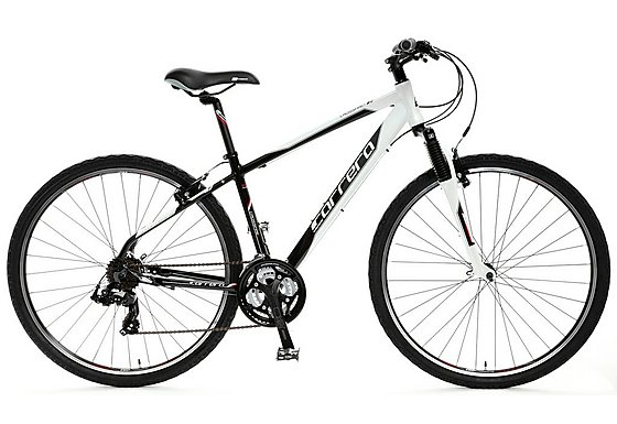 Carrera Crossfire 1 Hybrid Bike 2011/2012 - Large 19