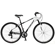 image of Carrera Crossfire 1 Hybrid Bike - Medium 17""
