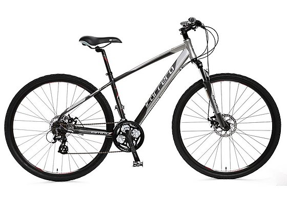 Carrera Crossfire 2 Hybrid Bike - Medium 17