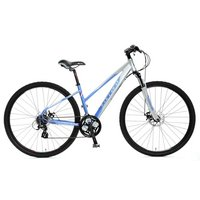 Carrera Crossfire 2 Ladies Hybrid Bike 2011/2012 - Medium 16""