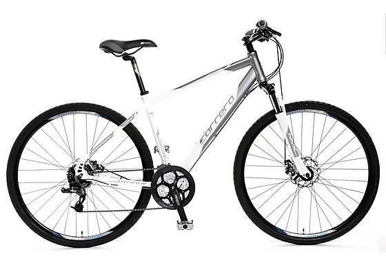 Carrera Crossfire 3 Hybrid Bike - XL 21