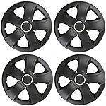 "image of Halfords Metzen 15"" Wheel Trim - Set of 4"