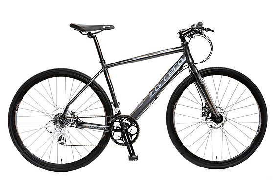 Carrera Gryphon Hybrid Bike - Large 21