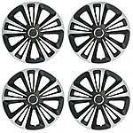 "image of Halfords Portland 15"" Wheel Trim - Set of 4"