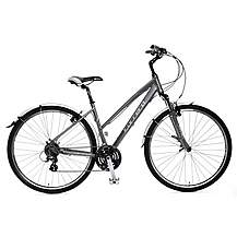 image of Carrera Crosspath Womens Hybrid Bike 2011/2012 - Small 16""