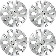 "image of Jestic 17"" Top Ring Wheel Trim - Set of 4"