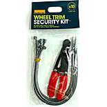 Halfords Wheel Trim Security Kit