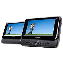 "image of Nextbase SDV48AM 7"" Twin Screen Tablet DVD Player (Master/Slave)"
