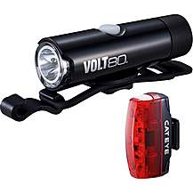 image of Cateye Volt 80 XC / Rapid Micro Bike Light Set