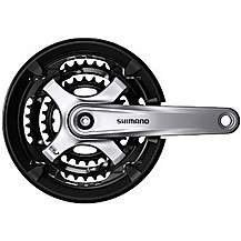 image of Shimano FC-TY701 chainset 7/8-speed