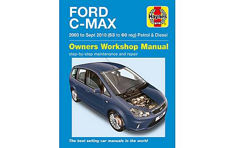 image of Haynes Ford C-Max Manual (03 to10)
