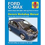 Haynes Ford C-Max Manual (03 to10)