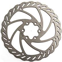image of Clarks 160mm Stainless Steel Rotor
