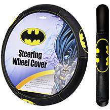 image of Batman Steering Wheel Cover