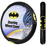 image of Batman Steering Wheel Cover