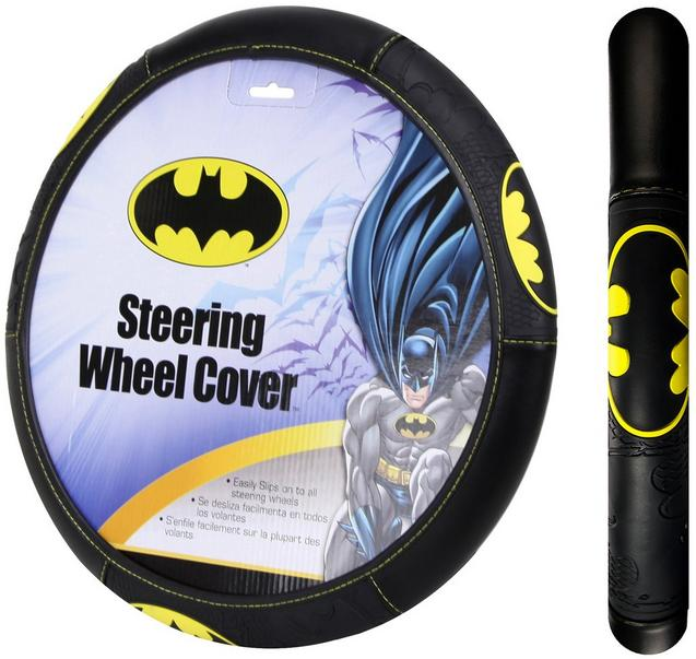 Halford's Batman Steering Wheel Cover