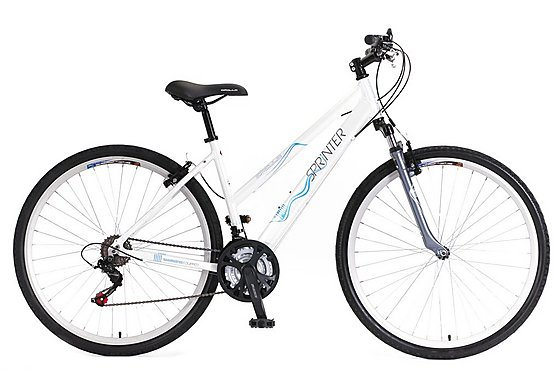 Apollo Sprinter Ladies Hybrid Bike - 18