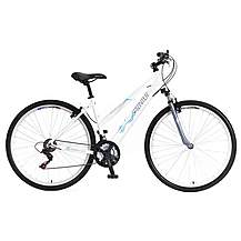 image of Apollo Sprinter Ladies Hybrid Bike - 18""