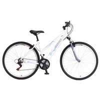 Apollo Sprinter Ladies Hybrid Bike - 18""