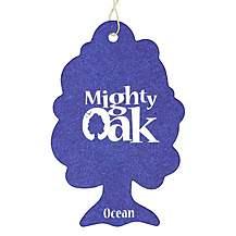 image of Mighty Oak 2D Air Freshener Ocean Fresh