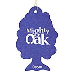 image of Mighty Oak 2D Air Freshener Ocean Fresh