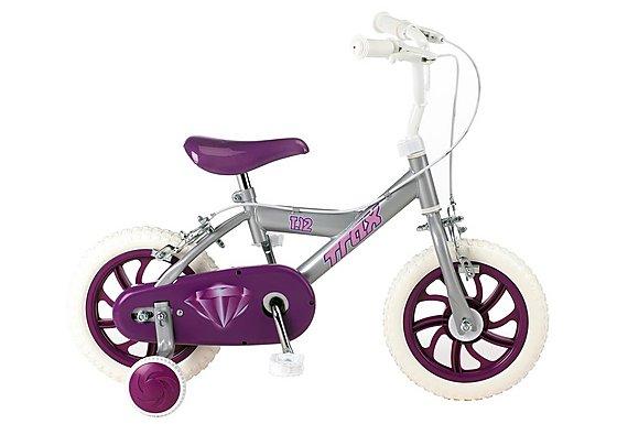 Trax T.12 Girls Bikes - 12