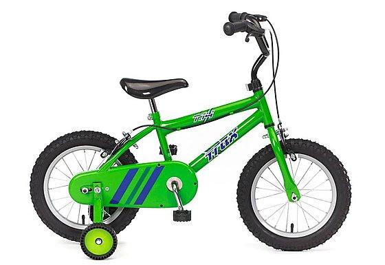 Trax T.14 Boys Bike - 14