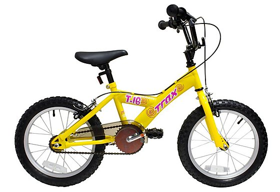 Trax T.16 Girls Bike - 16
