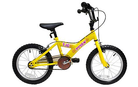 image of Trax T.16 Girls Bike - 16""