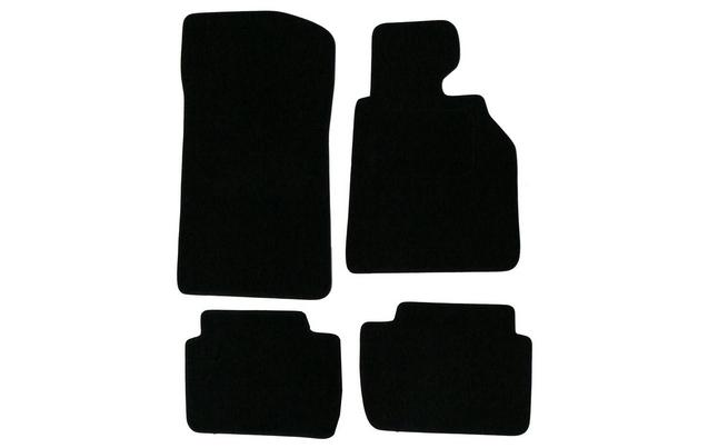 mats floor dp black bmw all season front com amazon basic