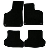 Halfords (SS1343) Audi A3 Car Mats (03 - 12 Manual) - Black