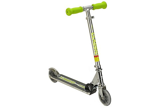 JD Bug Classic 4 Scooter - Green