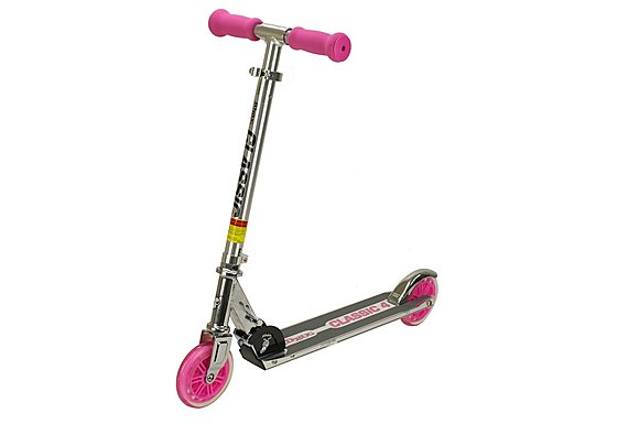JD Bug Classic 4 Scooter - Pink