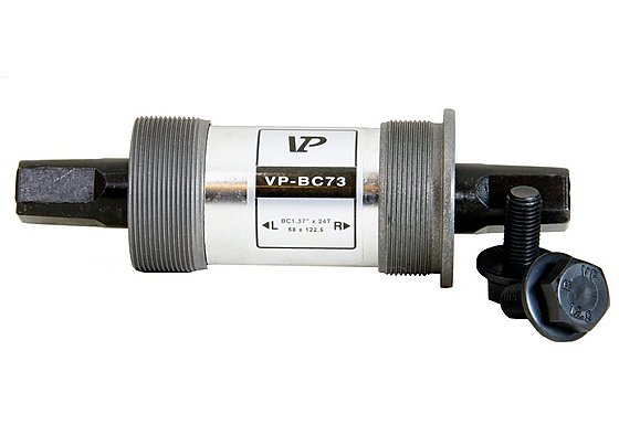 VP-BC73 68 x 122.5 Square Taper Cartridge Bottom Bracket