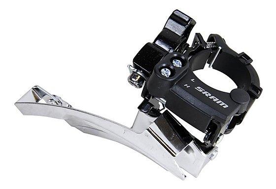 SRAM 3.0 High Clamp Top Pull Front Derailleur - 34.9mm
