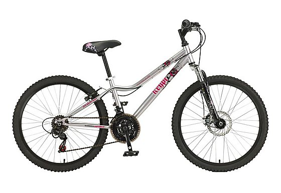 Apollo Krypt Girls Mountain Bike - 24