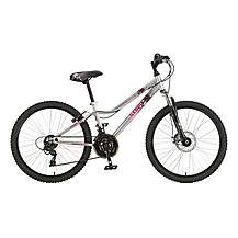 image of Apollo Krypt Girls Mountain Bike - 24""
