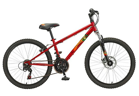 Apollo Crank Boys Mountain Bike - 24