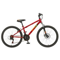 Apollo Crank Boys Mountain Bike - 24""