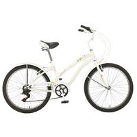 Apollo Tropic Girls Cruiser Bike - 24""