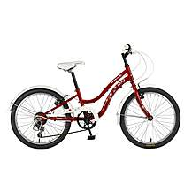 image of Apollo Ivory Girls Cruiser Bike - 20""