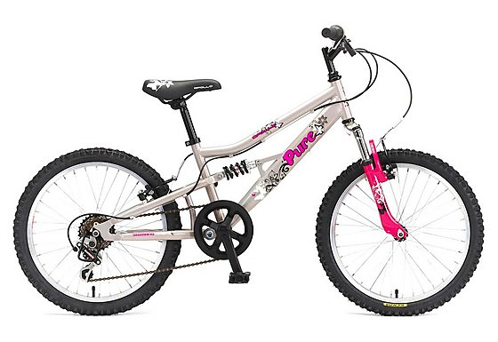 Apollo Pure Girls Mountain Bike - 20
