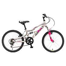 image of Apollo Pure Girls Mountain Bike - 20""
