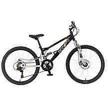 image of Apollo Ridge Boys Mountain Bike - 24""