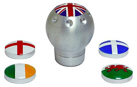 image of Type S Flag Gear Knob
