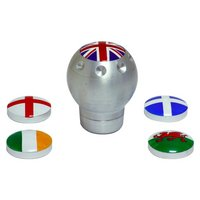 Type S Flag Gear Knob