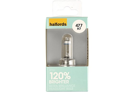 Halfords (HBU477UB) Ultra Brilliance Car Bulb