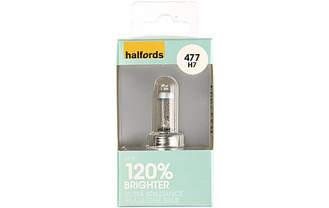image of Halfords (HBU477UB) Ultra Brilliance Car Bulb